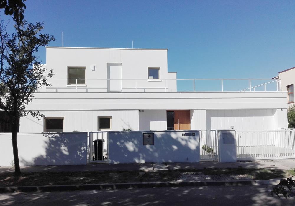 ZAJ - projekt rodinného domu - Ateliér BAAR