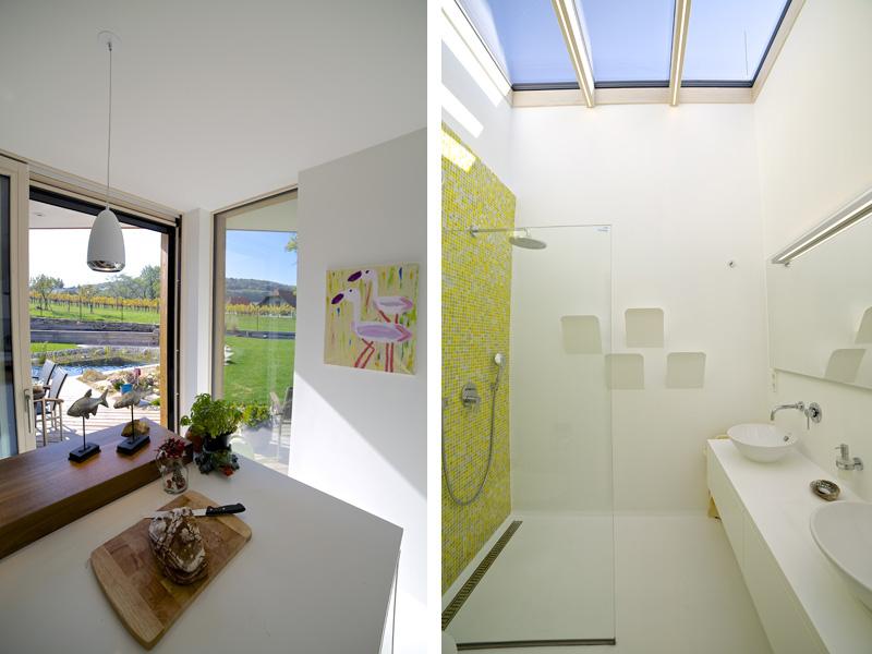 House 45 interiér - Atelier BAAR