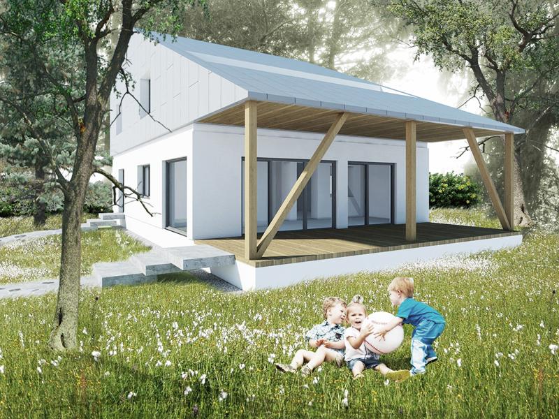 Rekonštrukcia Rodinný dom - Ateliér BAAR