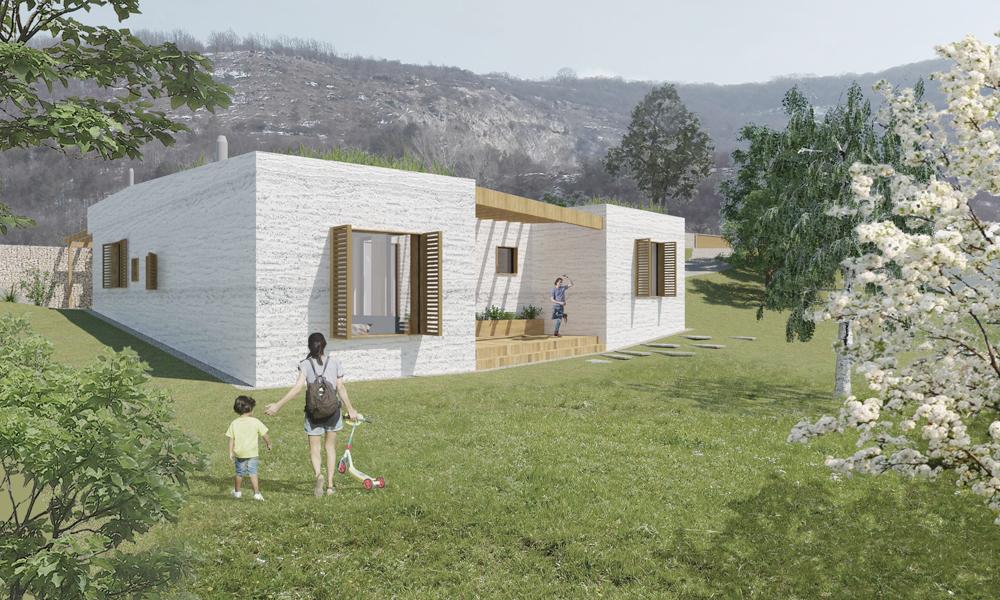 Rodiiný dom - štúdia a projekt
